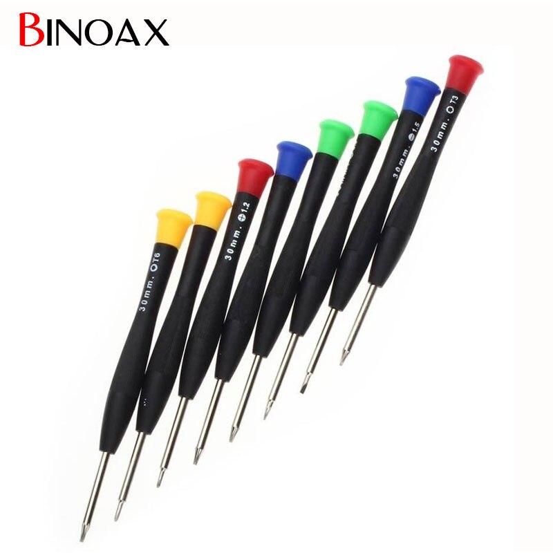 binoax 8 in 1 1 precision mini pocket screwdriver repair repair tools set for. Black Bedroom Furniture Sets. Home Design Ideas