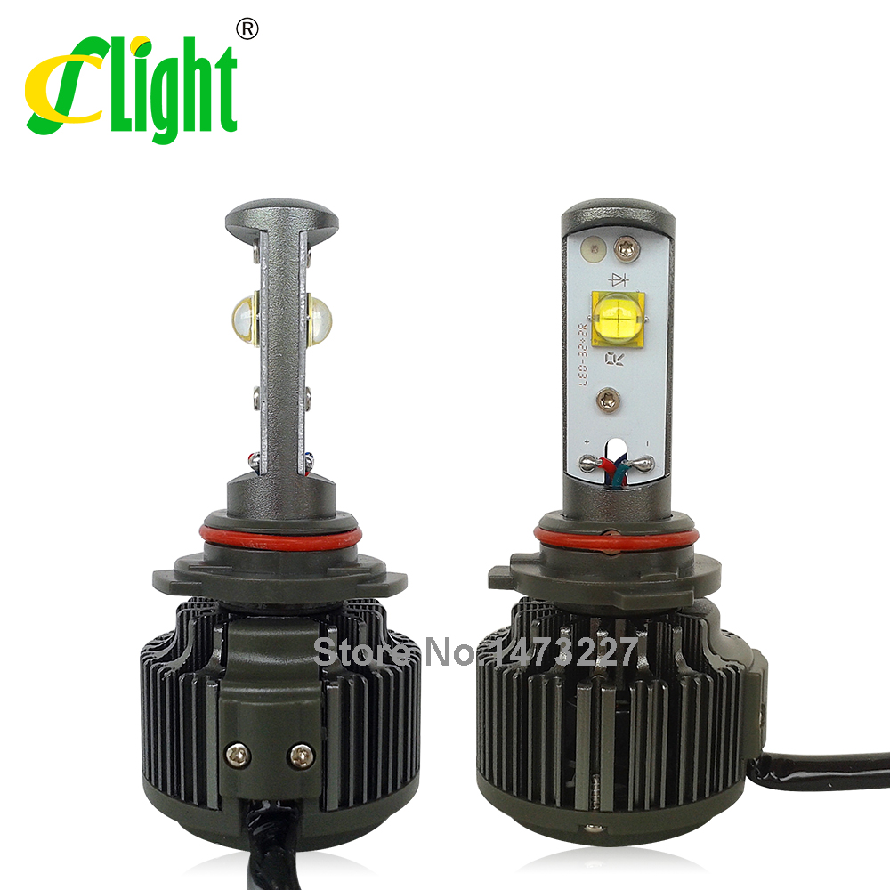 Led Car font b Light b font HB4 9006 With Cree Chips Automobile Fog Lamp DRL