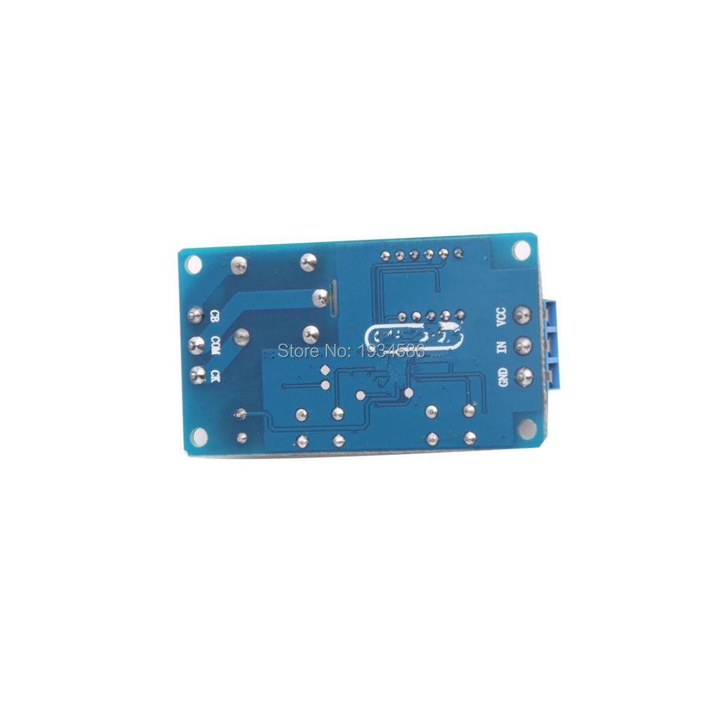 Dc 12v 10v 16v Led Display Delay Timer Control Trigger Relay Switch Game Show Buzzer Electronic Circuits Time Plc Automation Car Button Module In Replacement Parts