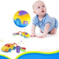HINST CIKOO Music Car Wash Keys Educational Vintage Baby Toddler Learning Fun Toy JAN25