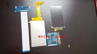 TFT lcd IPS display 2K 1440p 2560*1440 5.5 inch dual LCD screen with MIPI DSI interface 2 USB port board for DIY VR products