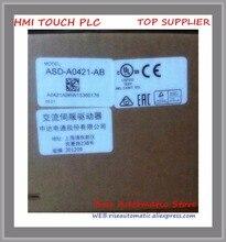 Новый бренд AB серии AC Servo Drive ASD-A0721-AB 750 Вт 0.75KW 1 фаза ASD-A0421-AB 1ph 220 В 400 2.6A кодер разрешение 2500ppr