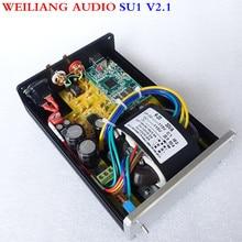 Weiliang аудио Breeze аудио SU1 V2.1 AK4495 и XMOS XU208 и MUSES8820 и adum высокое Скорость цифровой изоляции асинхронный USB ЦАП Декодер