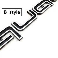 высокое качество кватро логотип эмблема значок автомобиль палку АБС наклейки передняя нижняя решетка отделка для Audi А4, А5 А6 А7 рс5 RS6 на рс7 РТС Q3