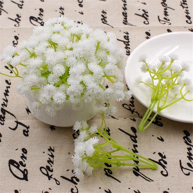10pcs New Handmade Flower Beads Beads Diy Handmade Hair Accessories