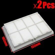 2 piezas de limpiador al vacío, filtro hepa para aspiradora BOSCH BSA BSB BSD BSF Series 00263506 00460474, filtro HEPA