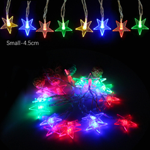 Decorative Colorful USB Powered 20 LEDs Light String