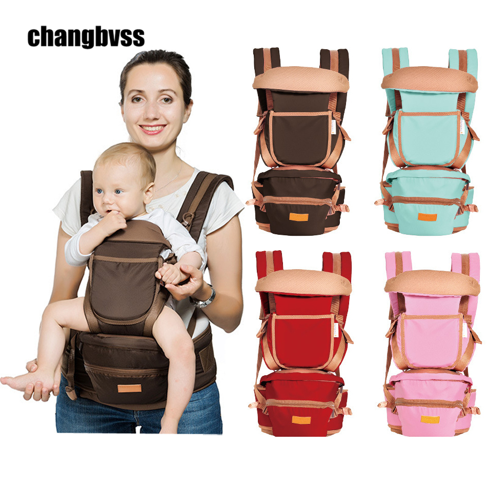 0~36 Months Baby Carriers Ergonomic Baby Backpack With Storage Bag Newborn Kangaroo Wrap mochilas Baby Sling Kids Hipseat    gabesy baby carrier ergonomic carrier backpack hipseat