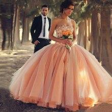 Bling Bling Kristall Strass Coral Langer Abschlussball Kleidet 2016 Schatz Luxus Arabisch Formale Partei Ballkleider Robe De Soiree