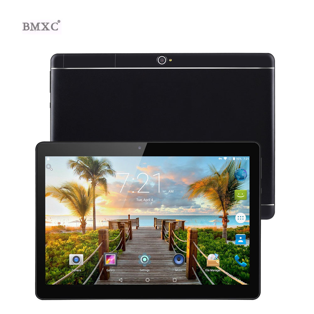 DHL Free Shipping Android 6 0 OS 10 inch tablet pc Octa Core 4GB RAM 64GB