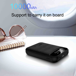 Image 5 - Caseier 10000 Mah Power Bank Draagbare Opladen Led Display Powerbank Externe Batterij Voor Iphone Samsung Xiaomi Huawei Telefoon