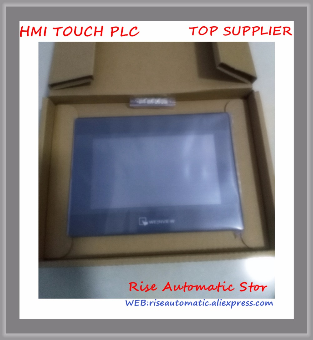 MT6071iP 7 inch touch panel hmi 100% test good quality