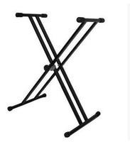 2016Flower Rack, Dual X Keyboard Shelf, Large Zither, Musical Instruments Rack Bar Rack