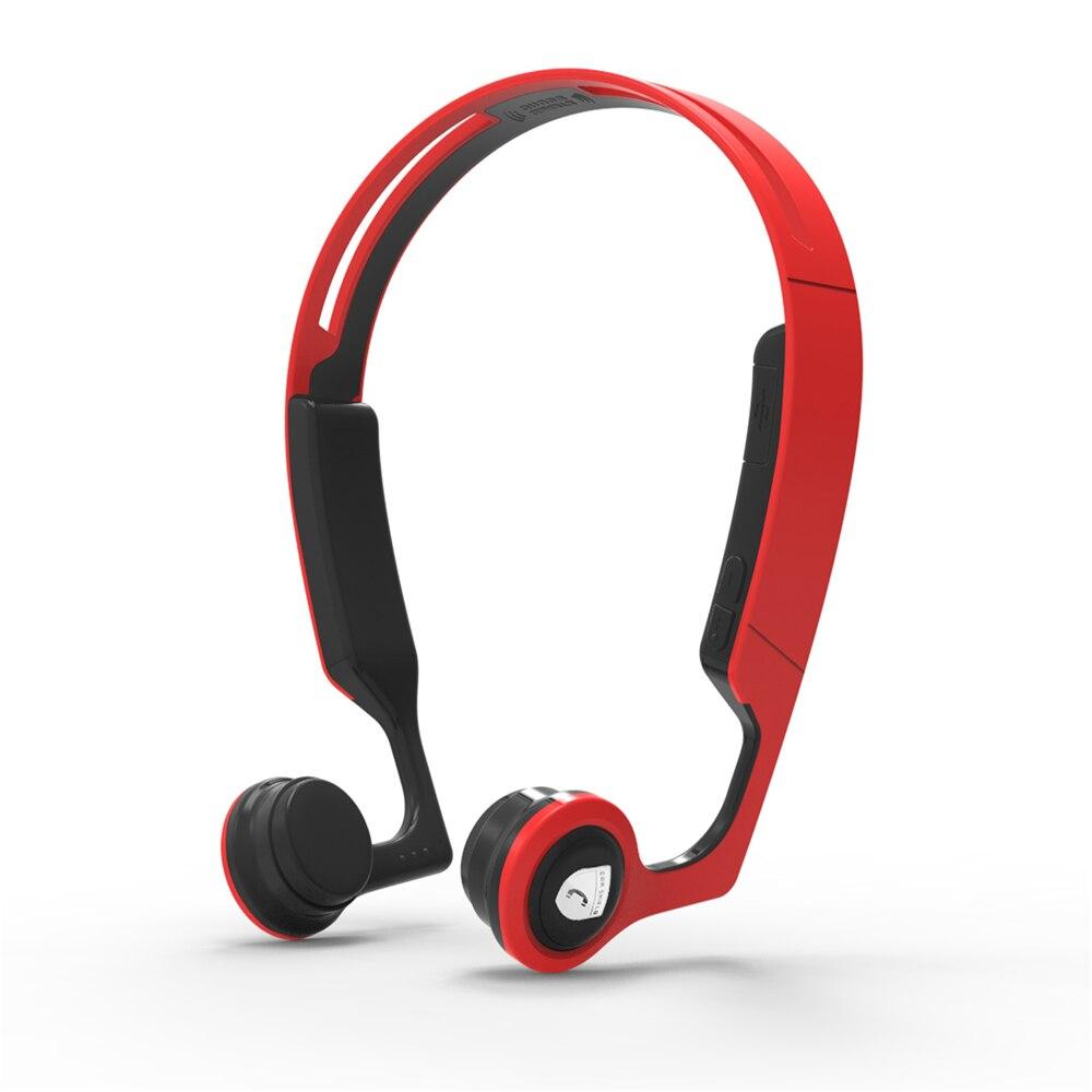 Conduction osseuse MIX8 mis à niveau Bluetooth écouteurs casque sans fil casque Sport casque pour IOS Android téléphone lecteur MP3