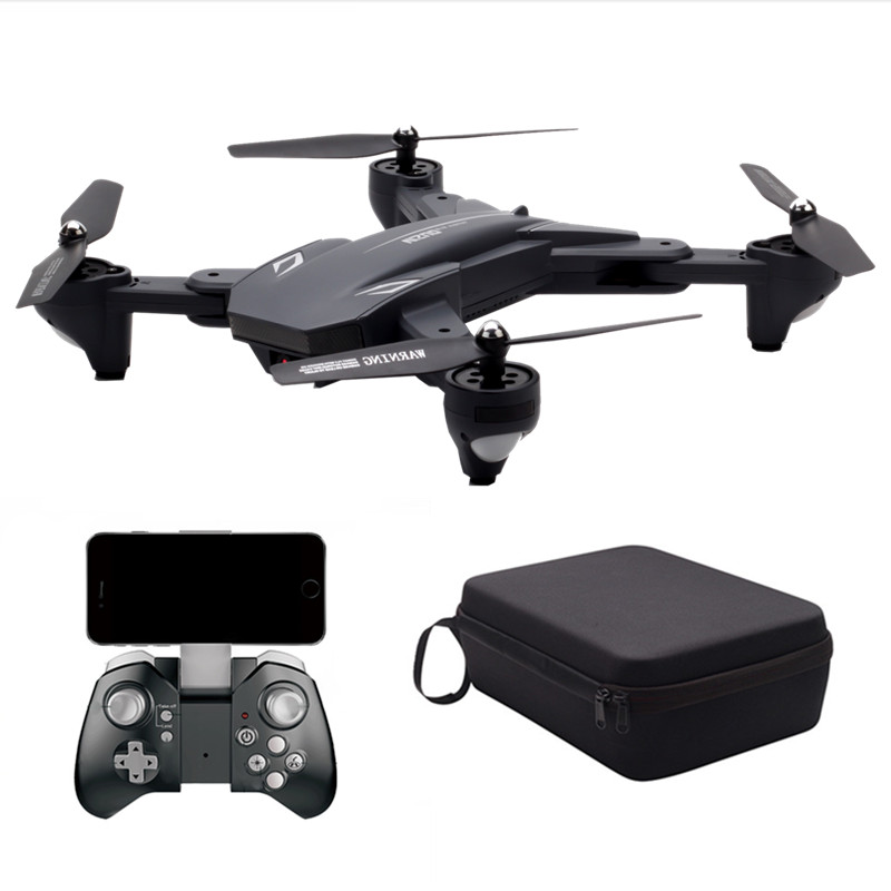 VISUO XS816 RC Drone With 720P/4K Dual Camera Dron Optical Flow Quadrocopter With Camera Gesture Quadcopter Selfie Drone