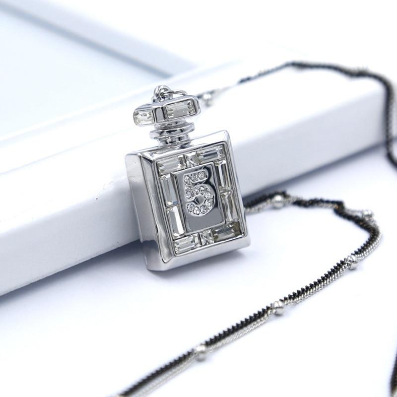 CNANIYA Brand Jewelry Perfume Bottle Pens