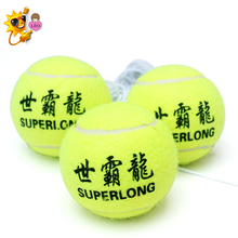Training ball Single tennis Toy Sports ball with rope Good elasticity rubber Outdoor Fun & Sports GH166