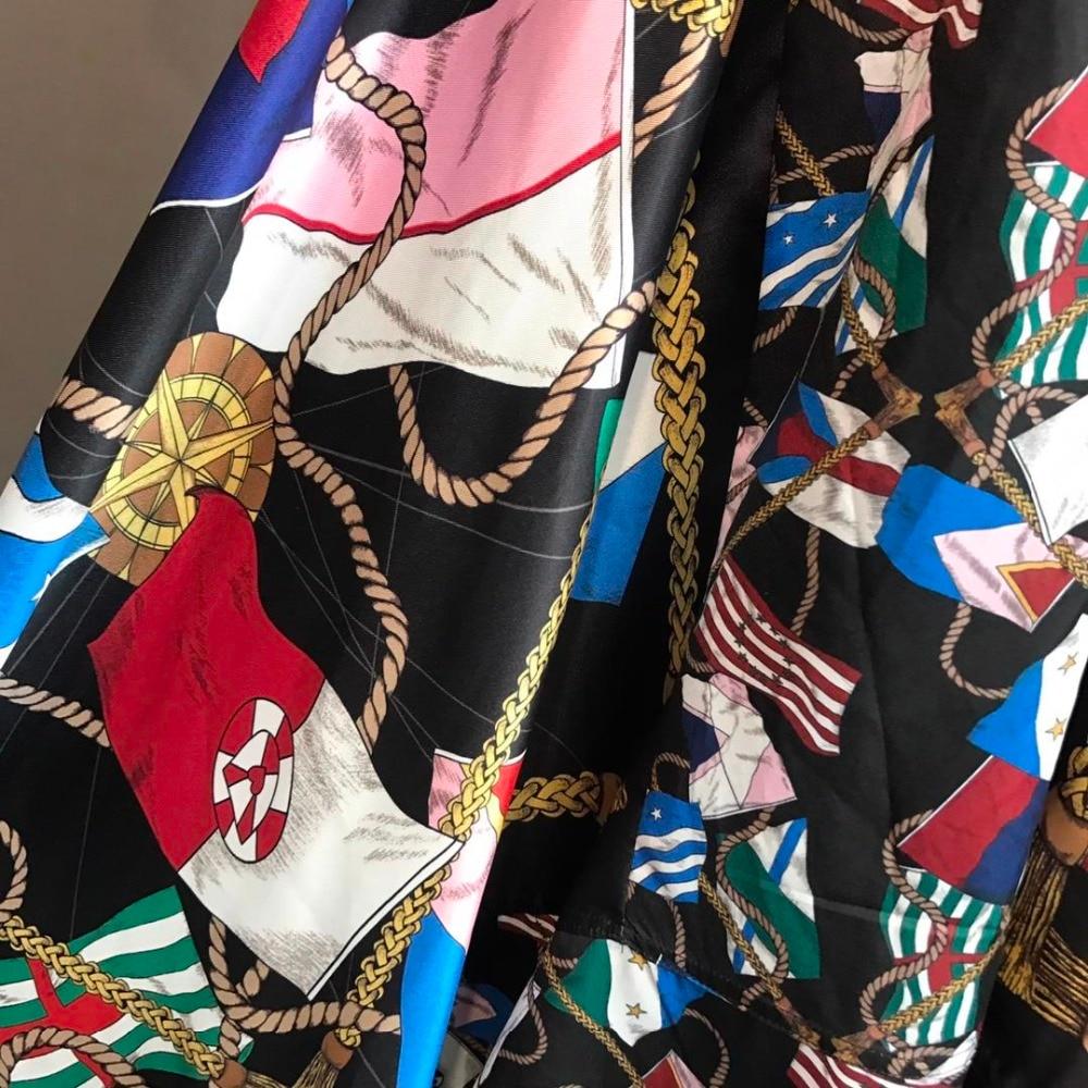 Femmes 19 Cou V Impressions Robe Printemps Rmsx Nouvelle Pour Tendance 2019 2 UpWaC7w