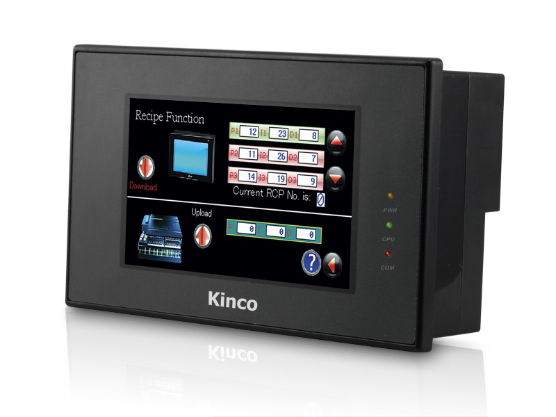Original Kinco HMI MT4220TE 4.3 Touch Panel 480*272 Support Ethernet NEW in Box, 1 USB Host 1 SD Card