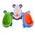 Sapo Crianças Potty Training Wc Suporte Vertical Armário Bebê Menino Crianças Criança Higiênico Potty Infantil Criança de Parede-Montado Mictório