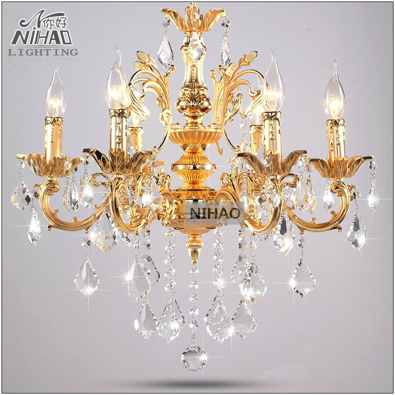 Chandelier Vintage Room Light Fixture Classic Design