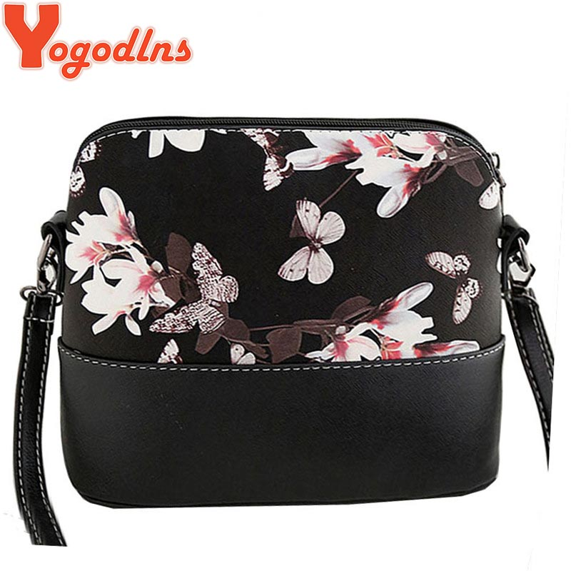 New 2017 women messenger bags famous brand shell package women shoulder bag leather handbag Women pouch