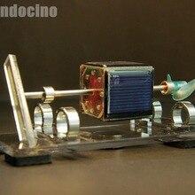 Светильник, двигатель, Магнитная подвеска, двигатель мендочино, солнечная игрушка, научная игрушка, игрушки для изучения физики