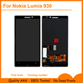 Pantalla lcd screen display para nokia lumia 930 lcd com tela de toque digitador assembléia para lumia 930 sem moldura