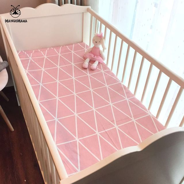Matras Baby Bed.Hoeslaken 1 Stuks Baby Bed Matras Cover 1 Pcs 100 Katoenen Baby