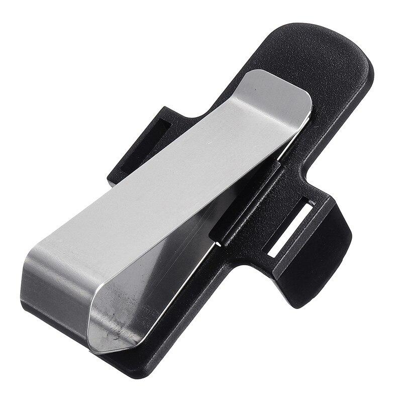 Автомобильный ключ для гаражной двери, ключ с дистанционным зажимом, кронштейн, автомобильный солнцезащитный козырек, зажим, держатель, авто крепеж, зажим, универсальный кронштейн, автомобильные аксессуары
