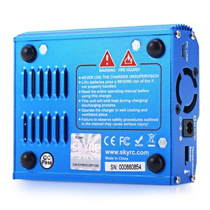 Image 2 - Genuíno skyrc imax b6 mini 60w profissional lipo balance carregador descarregador para rc bateria de carregamento re modo de pico para nimh nicd