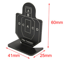 Metal Targets 2 Styles 6pcs Each – Free Epacket Shipping