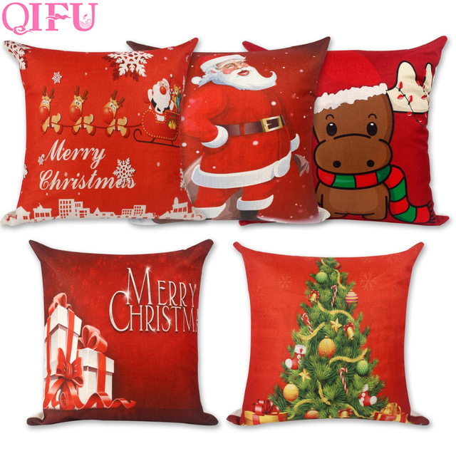 Christmas Pillow Case 1