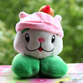 Растения Против Зомби Рогоза Плюшевые Мягкие Чучела Животных Игрушки Куклы