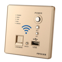 Darling Switch 86 86mm Wifi USB Wall Switch And Light Switch