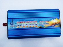 Dc ac 2500w di potenza inverter 2500w inverter Pure Sine Wave Single Phase Car Power Inverter DC12v AC220v
