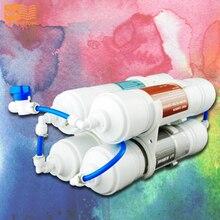 Coronwater su arıtıcısı 4 aşamalı taşınabilir ultrafiltrasyon içme suyu filtresi sistemi PUI 4
