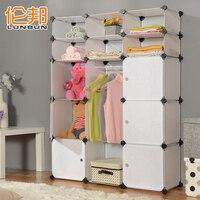 Детские сочетание шкаф легко складной шкаф 310
