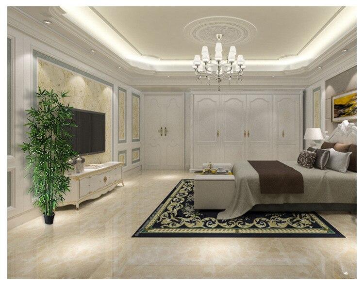 Искусственный бамбук, 6 шт., 150 см/180 см, искусственный бамбук, без горшка, зелень, для офиса, гостиной, украшение, искусственные бамбуковые растения