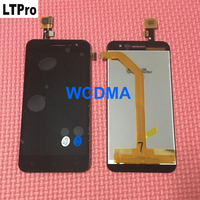 WCDMA Only Black Original Jy G2f Full LCD Display Touch Screen Assembly For JIAYU G2F