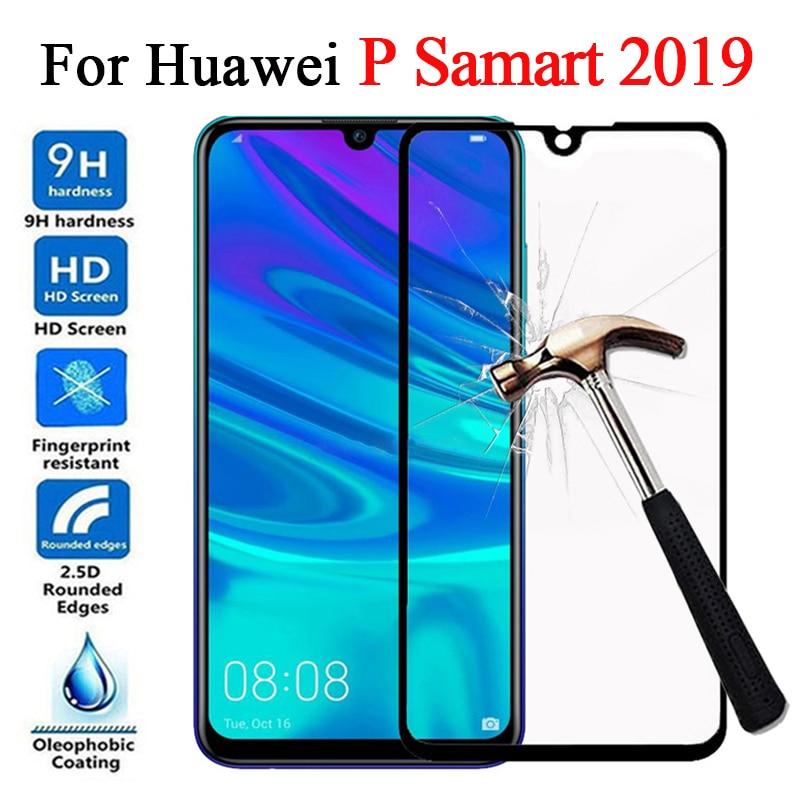 Handys & Telekommunikation Schutz Glas Auf Die Für Huawei P Smart Psmart Schutz Film Gehärtetem Glas Hawei Huaway Huawei Ich Screen Protector Tremp 9 H