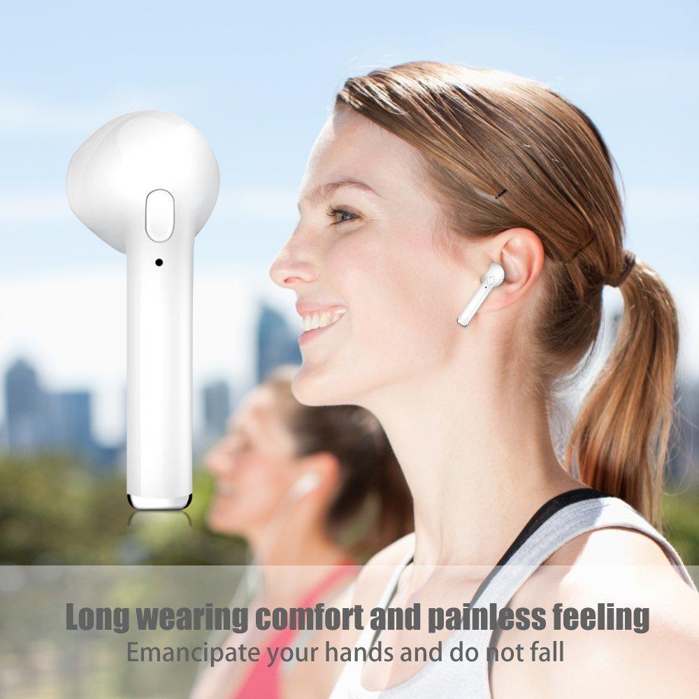 i7s TWS Mini Wireless Bluetooth Earphone 5.0 With Charging Box And Mic 12