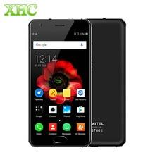 "OUKITEL K4000 Plus 4100 mAh Smartphone RAM 2 GB ROM 16 GB 5.0 ""Android 6.0 MTK6737 Quad Core LTE 4G D'empreintes Digitales Id Mobile téléphone"