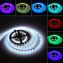 RGB Flexible LED Strip 5050 SMD 5M 300leds Nonwaterproof