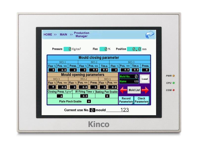 Kinco MT5520T-MPI 10.4  TFT HMI ,HAVE IN STOCK,  FAST SHIPPING kinco sz7s 7 tft hmi have in stock