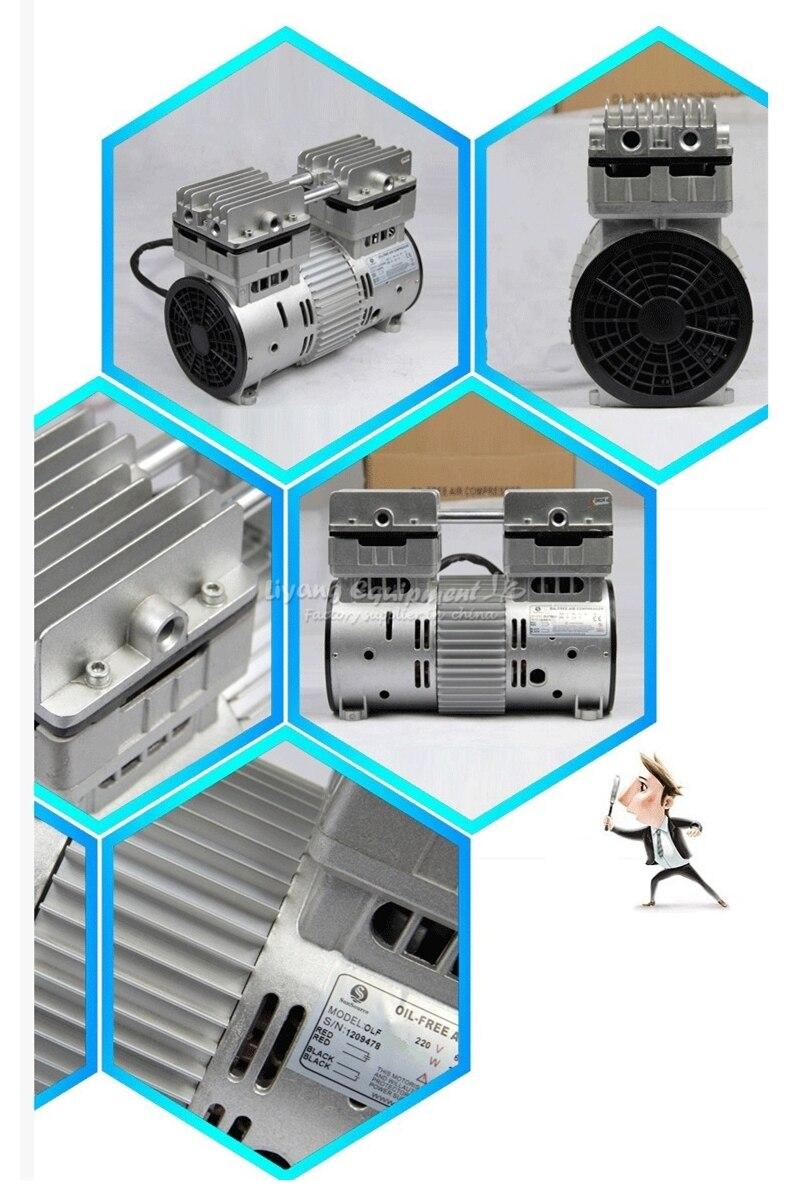 Oil-free pump 550W (6)
