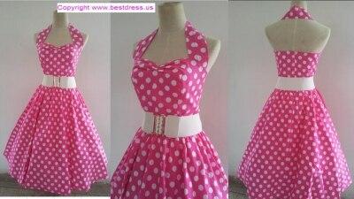 7437fcdcd5 vestidos de dama de honor pin up