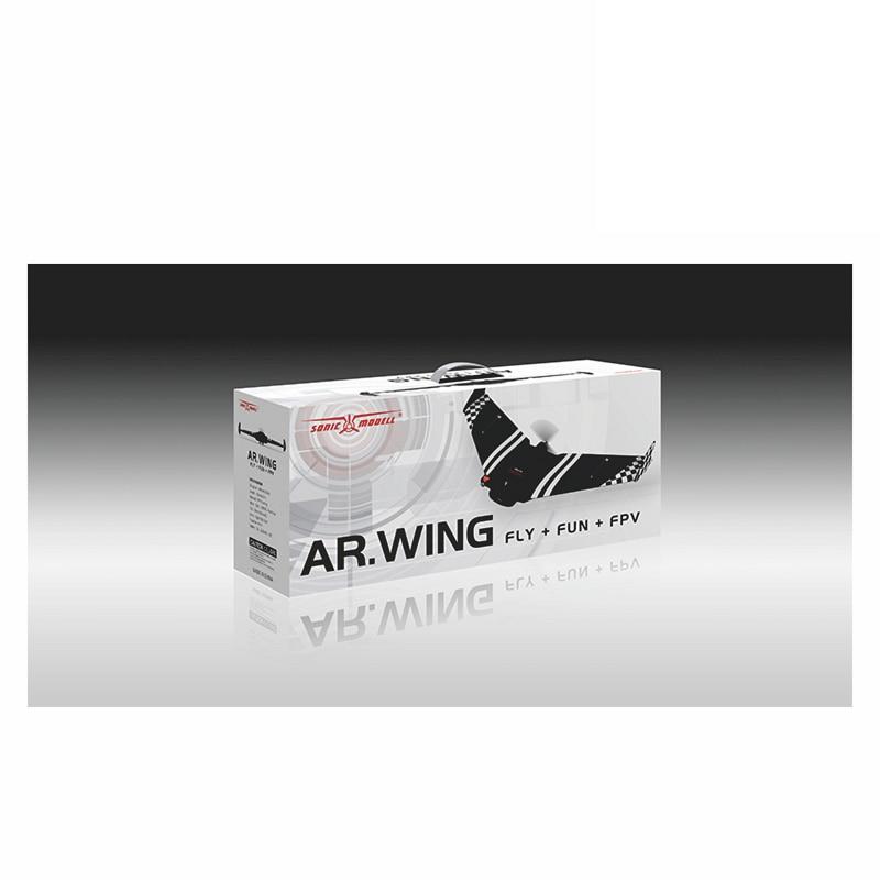 EXUAV AR WING Racing Wing for FPV Model Delta Wing APM PRO
