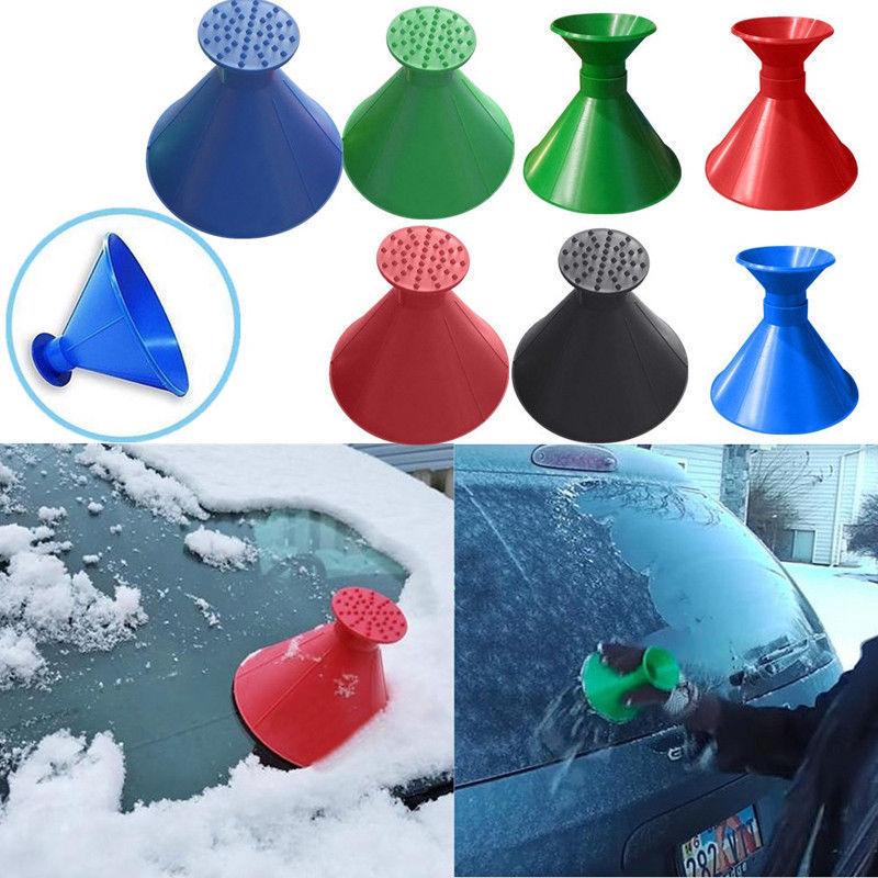 Скребок для льда пластиковый автомобильный скребок для снега универсальная запасная лопатка для льда Высококачественная оконная щетка для снега на открытом воздухе