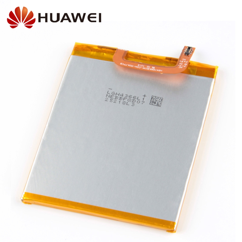 Original Replacement Battery HB416683ECW For Huawei Nexus 6P H1511 H1512 Authentic Phone Battery 3550mAh in Mobile Phone Batteries from Cellphones Telecommunications